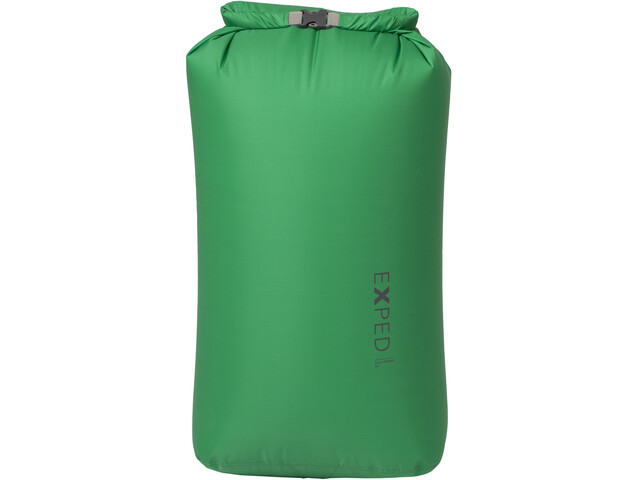 Exped Fold Drybag 22L emerald green